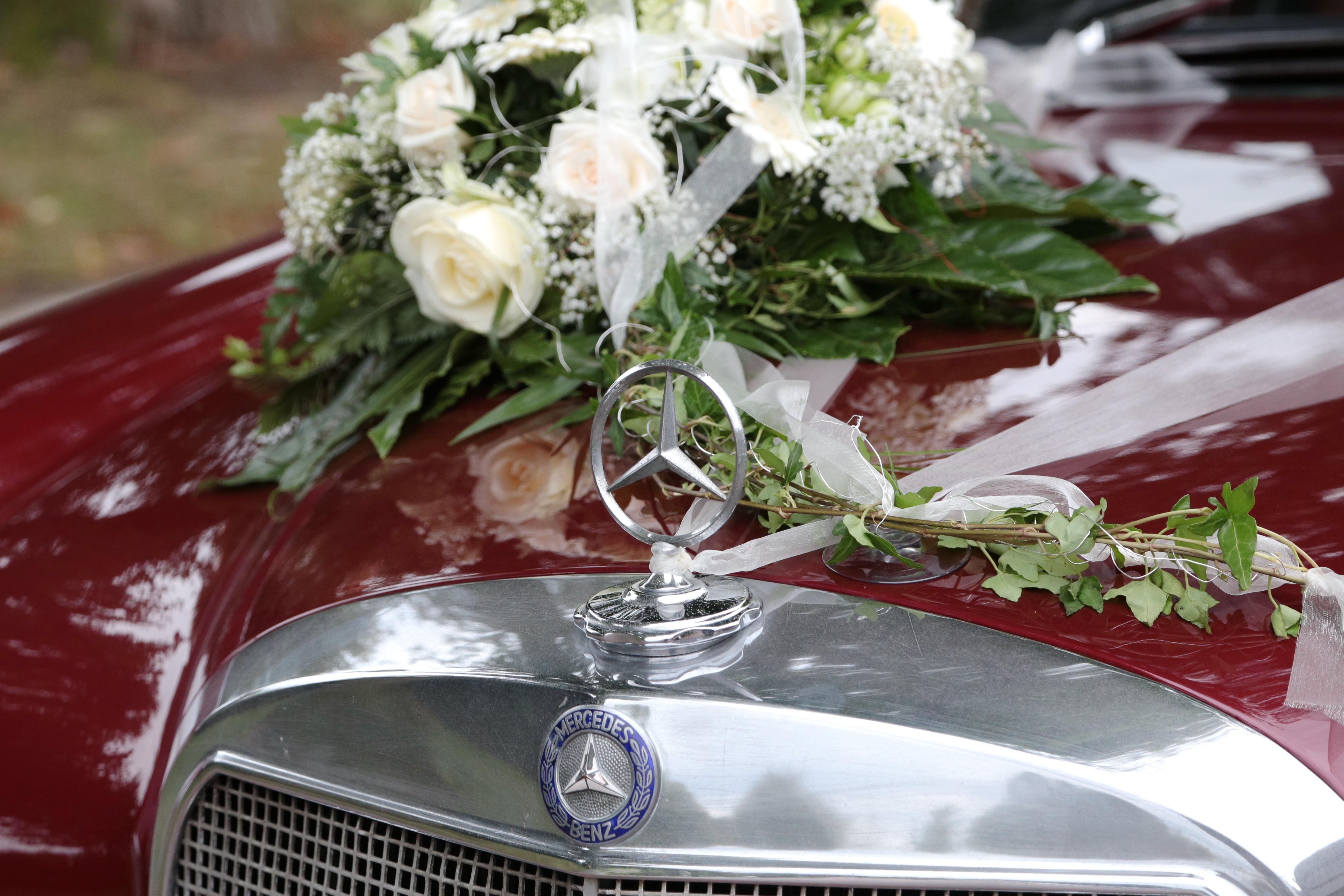 Hochzeitsfahrten