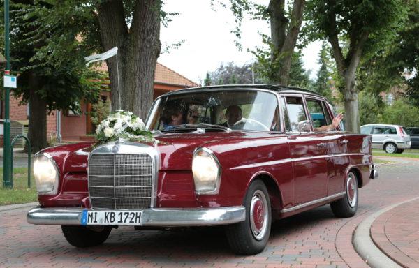 Daimler Benz Limousine