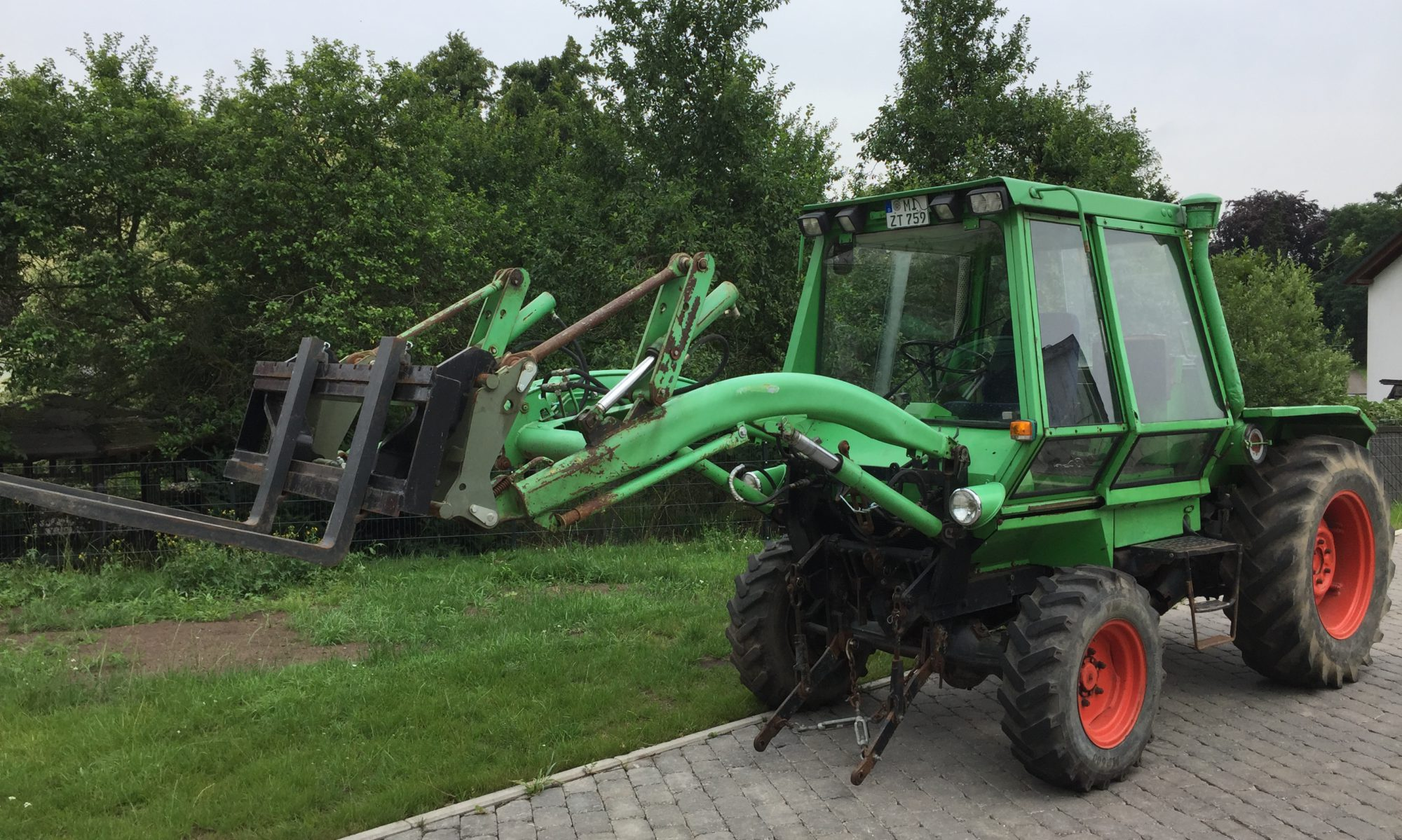 Bekemeier Baumaschinen Porta Westfalica Verleih Vermietung Sonderfahrten